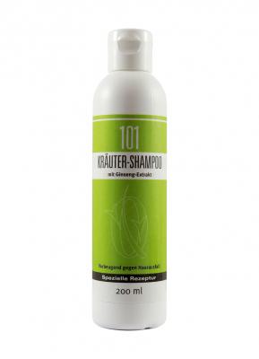 101 Kräuter-Shampoo mit Ginsengextrakt  200ml